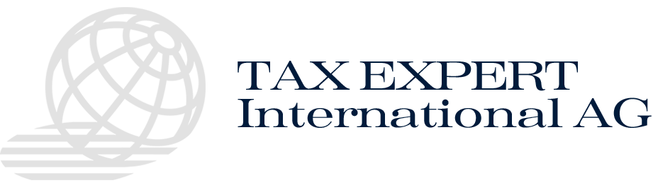 TAX EXPERT International AG - a Partnership for Success logo